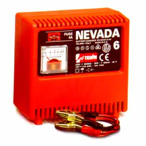 Redresor auto NEVADA 6