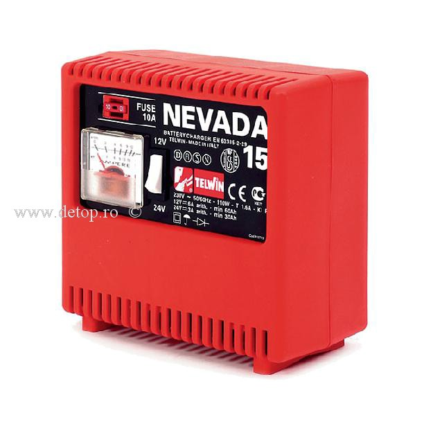 Redresor auto NEVADA 15
