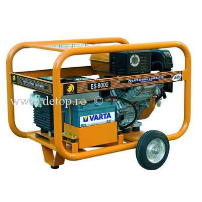 Generator monofazat Benza 8KVA Start: Electric