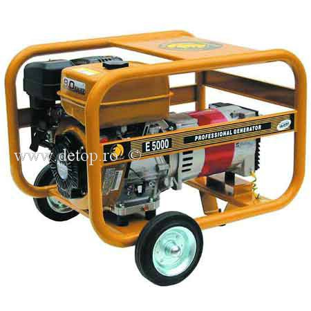 Generator monofazat Benza 5KVA Start: Electric